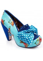 Irregular Choice One Love (Blue)